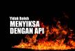 tidak-boleh-menyiksa-dengan-api